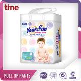 Super absorvente calças de Bebé Fraldas para bebés fraldas calças de treino para bebé