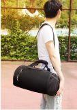 2018匹の男性の適性のトレーニングパッケージ袋のサッカーの動きのバレル袋旅行袋のSoprts袋