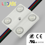 Los alto 165 grados brillante IP67 impermeabilizan el módulo de 5050 SMD LED