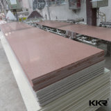 Grote Plak 20mm van Kingkonree het Witte Acryl Stevige Blad van de Oppervlakte