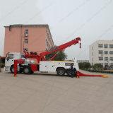 Wrecker del camion di ripristino di HOWO 8X4 50t