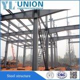 A estrutura de aço do tipo pesado para construção de Telheiro; Hotel; casa; Office; Guarita; Portaria; recordações; Villa; Depósito; Oficina;