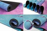 Полотенце циновки йоги 7 Chakras и циновка напечатанные таможней Non-Slip комбинированные