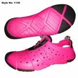 Dernières chaussures femmes chaussures de sport girl occasionnelle de sabots