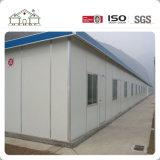 Disfrute de la construcción rápida de ahorro prefabricados Casas