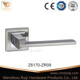 나무로 되는 문 (z6166-zr11)를 위한 알루미늄 Zinc-Alloy 가구 기계설비 자물쇠 손잡이