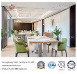 Lederner Gaststätte-Lehnsessel für Gaststätte und Kaffeestube (YB-R-11-2)