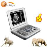 Monitor LED 12 pulgadas portátil el ultrasonido veterinario