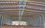 高力鉄骨構造フレームが付いているプレハブの金属の建物