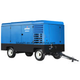 Compressor van de Lucht van de Dieselmotor van Copco Liutech van de atlas de Beweegbare voor goed de Installaties van de Boring