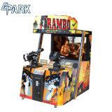銃の射撃のゲーム・マシンのRamboの硬貨によって作動させるゲーム・マシン