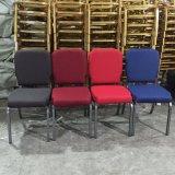 Metall verwendet, Stühle stapelnd für Kirche-Kapelle