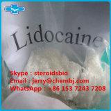 Lokale Lidocaine van de anti-Depressie van het Poeder van Verdovingsmiddel 137-58-6 Ruwe