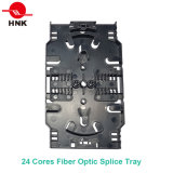24 núcleos na bandeja de emenda de fibra óptica (FST-uma série)