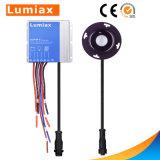 15A 60V Sonnenkollektor-Lampen-Ladung-Controller MPPT