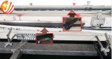 Qualitäts-automatische faltende klebende Maschine für gewölbte Kästen