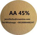 Fertilizzante solubile in acqua della polvere alcalina dell'amminoacido di 45% con pH8~9