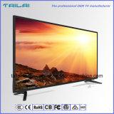 """공장 공급 급료 65 """"가정 UHD 4K Dled 텔레비전 3840X2160"""