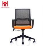Presidenza nera dell'ufficio della maglia della mobilia del Guangdong Metà di-Indietro