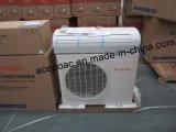 Aquecimento e refrigeração split 1.5Ton Condicionador de Ar R22 com ligado/desligado