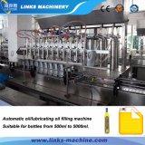 Линия автоматической добычи нефти машины масла двигателя заполняя