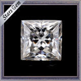 6*6mm Gh 대 Wedding Ring를 위한 Clarity Squar Princess Cut Moissanite