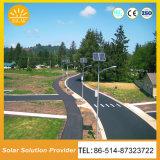 Sistema de Iluminación Solar de las Luces de Calle Solares del Poder Más Elevado