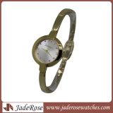 De pequeño tamaño, Señoras reloj de cuarzo, acero inoxidable Wirstwatch, Damas Relojes de pulsera