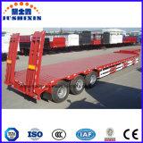 Preis 50 Tonnen 60 Tonnen niedrige Bett-halb Schlussteil-für Verkauf