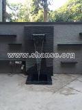 Mosaico de granito de piedra de azulejos de porcelana piso ligero