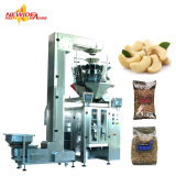 Macchina imballatrice automatica per frutta secca, spuntino, granello, chip