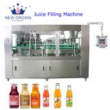 공장 가격 병에 넣어진 주스 음료 생산 라인 또는 무역 보험 소규모 주스 충전물 기계