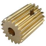 Медь бронзового сплава ЧПУ Precision металлические штамповки деталей автомобиля