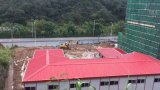Helles Stahlkonstruktion-vorfabriziertes Bürohaus hergestellt in China