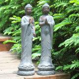 راتينج [بودّها] تمثال فنّ نحت لأنّ خارجيّ حديقة زخرفة