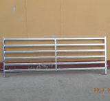 Hot Feux de panneaux de clôture de la chèvre en acier galvanisé