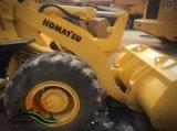 Utilisé Komatsu Wa100 chargeuse à roues Komatsu mini-chargeur