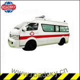 Veicolo dell'ambulanza dell'ospedale di formato medio per trasporto paziente di emergenza medica