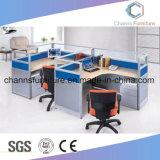 Mobilier de bureau de zone populaire Open Table de station de travail en bois