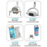 Indicatore luminoso di lusso dentale di di gestione dell'unità LED di alta qualità della fabbrica di Foshan