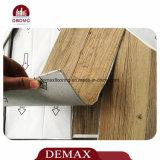 Imperméabiliser le plancher ignifuge de vinyle de PVC d'épreuve de brouillon pour le ce