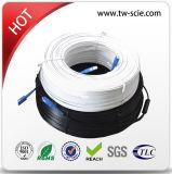 1 câble extérieur de fibre de baisse du faisceau LSZH