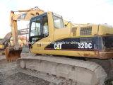 Escavatore utilizzato del gatto 320c dell'escavatore 320c del trattore a cingoli da vendere