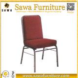 Foshan gros fauteuil de l'église de la vente d'empilage de métal