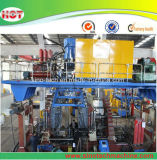Strangpresßling, der die Plastikladeplatten herstellen Machinery/HDPE automatische Blasformen-Maschine durchbrennt