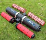 温室4インチのディスク・フィルタ水セービングの滴りの用水系統
