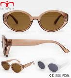Nova Moda óculos de plástico com a lâmpada UV400 (WSP7101017)