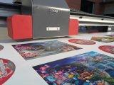 Impresora ULTRAVIOLETA grande del formato DIY LED para la impresión de cristal del metal de madera de acrílico