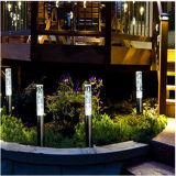 lumière solaire de bulle d'Arylic de jardin de bulle de 4pk Anylic de lumière solaire de pieu
