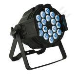 Rgbwauv DMX NENNWERT kann 18X18W LED Wäsche positionieren